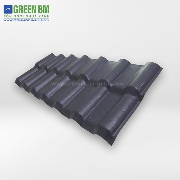Ngói Nhựa 7 sóng PVC/ASA