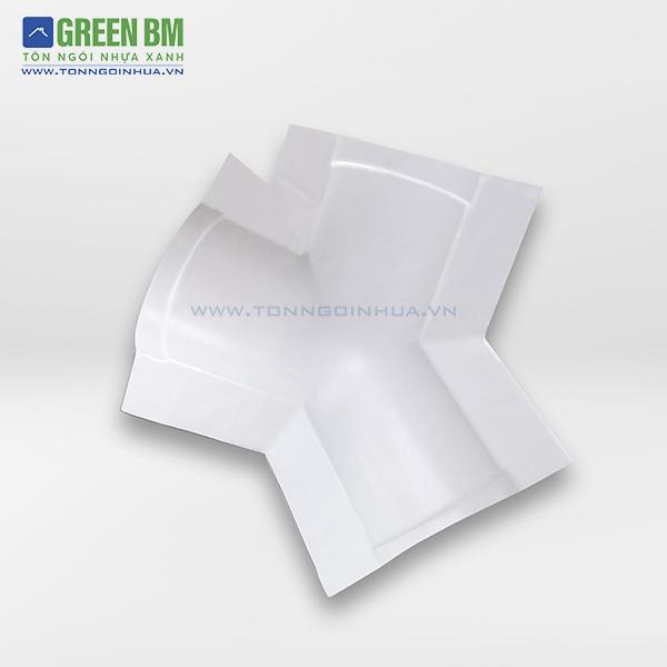 Tấm úp đỉnh mái ngói nhựa ASA