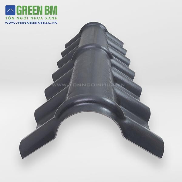 Tấm úp nóc mái ngói nhựa ASA