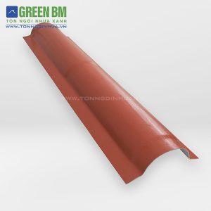 Tấm úp sườn mái ngói nhựa ASA