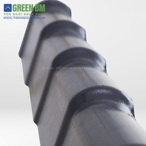 Đặc điểm của tấm viền mái hiên tôn ngói nhựa ASA