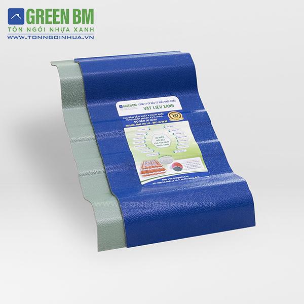 Bảng Giá Tôn Nhựa PVC ASA Lợp Mái