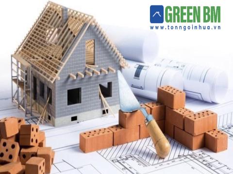 Vật liệu xây dựng Việt chiếm lĩnh thị trường trong nước